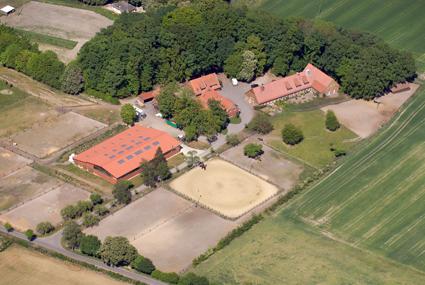 Reitanlage Hugerlandshof